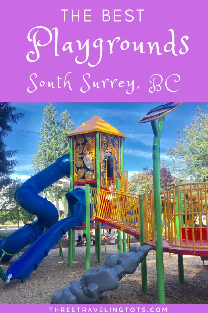 The Best Playgrounds in South Surrey , BC