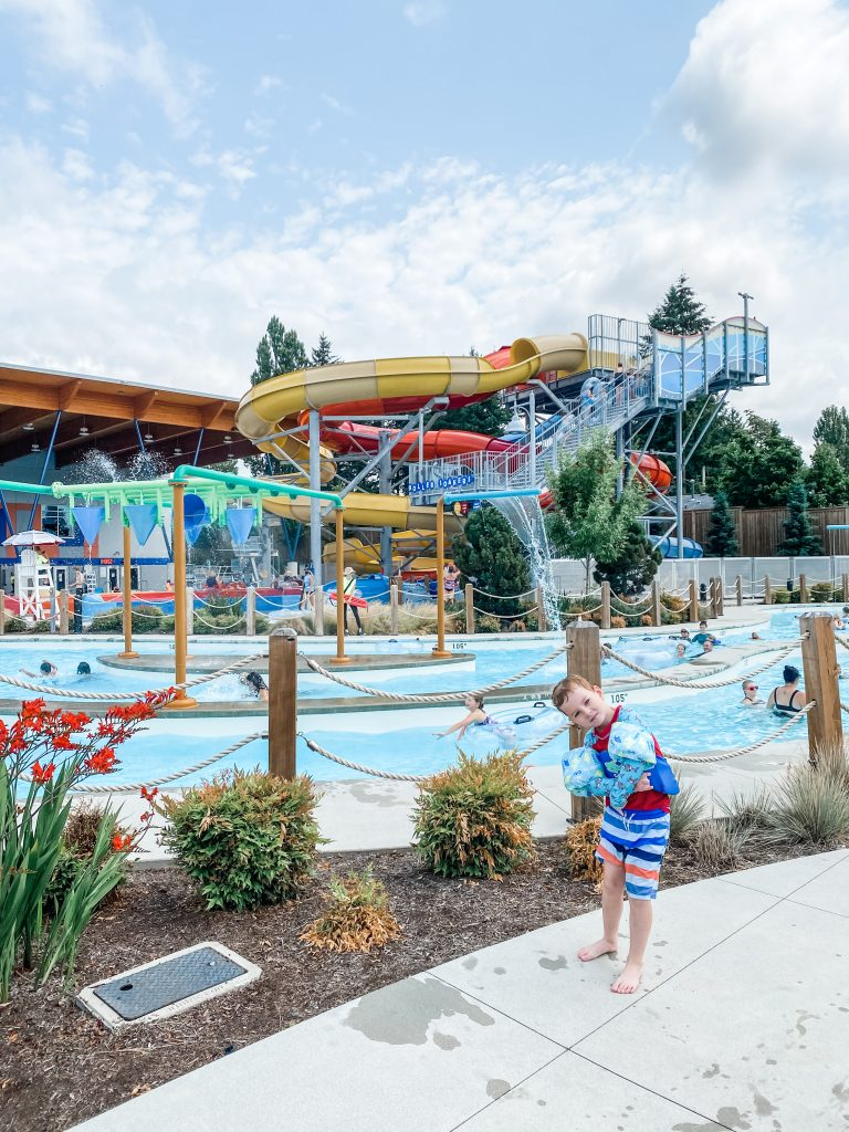The Otter Co-op Outdoor Experience in Aldergrove is an amazing waterpark for kids near Vancouver, BC.
